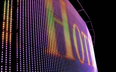 Tips Menggunakan RUNNING TEXT LED Display MOVING SIGN secara Optimal