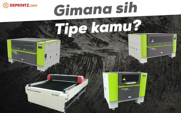 4 tipe Mesin Laser HANS Yueming yang perlu kita kenal