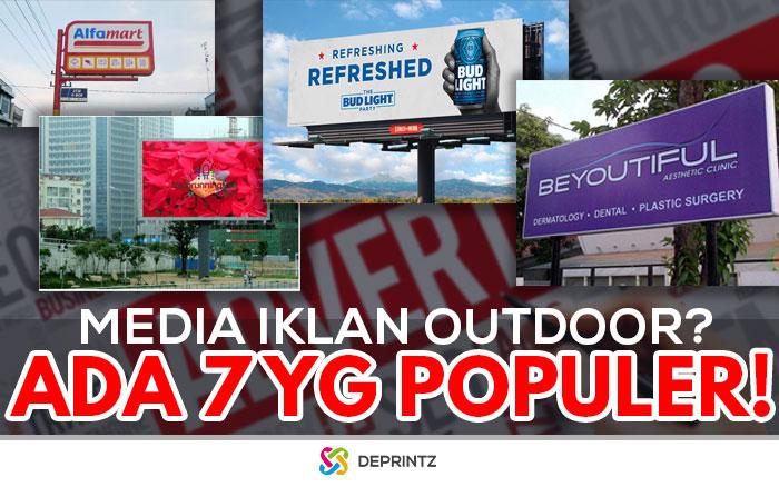 Perbedaan 7 Media iklan Outdorr Wajib Kamu Tahu!
