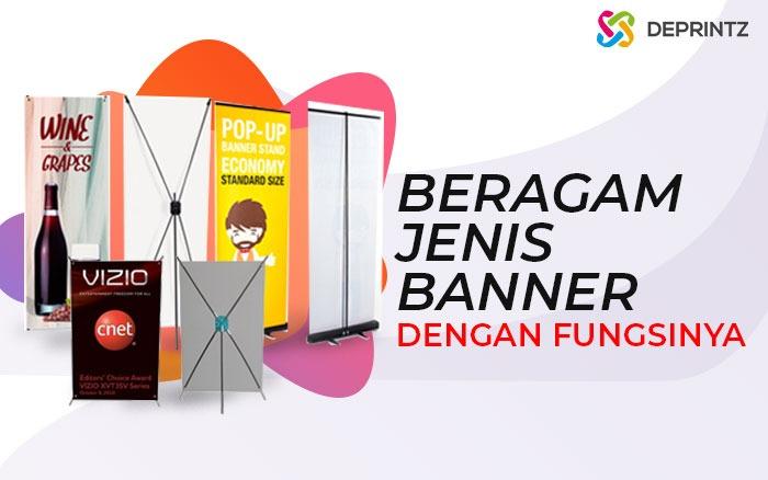 4 Jenis Banner untuk Digital Printing, Anda Wajib Tahu!