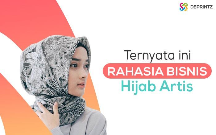 Bisnis Hijab, Omzet 5 Artis Papan Atas ini jadi Peluang Usaha!