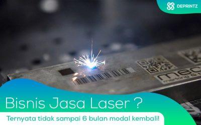 Bisnis Jasa Laser Marking Bikin Cepat Kaya, Benarkah?