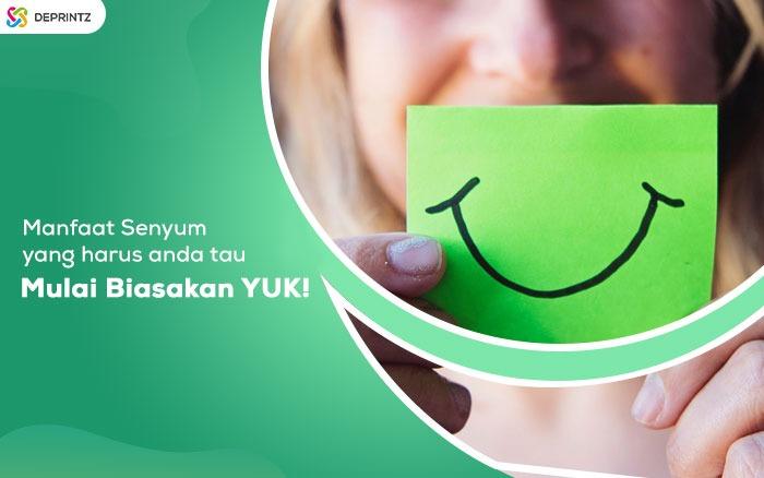 5 Manfaat Dahsyat dari Senyum, Patut dilakukan tiap Hari!