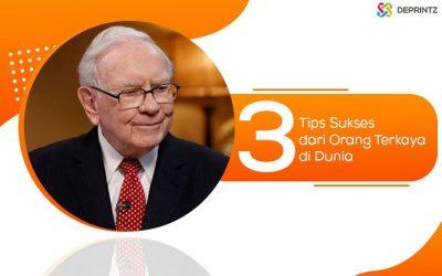 3 Tips Mantap ala Warren Buffett, Orang Terkaya di Dunia!
