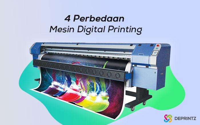 4 Perbedaan Mesin Digital Printing ReckOn dan Baru