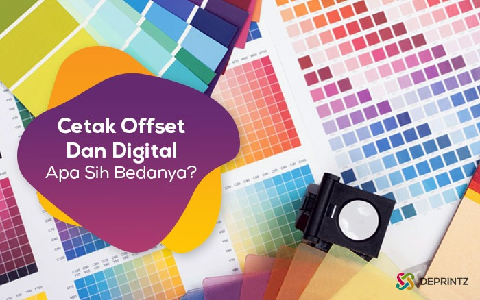 Perbandingan Cetak Mesin Offset vs Digital Printing