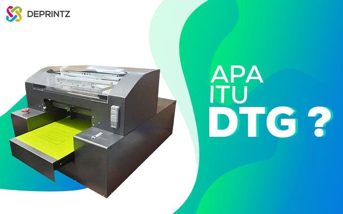 Mengenal Printer DTG, Salah Satu Teknik Sablon Populer!