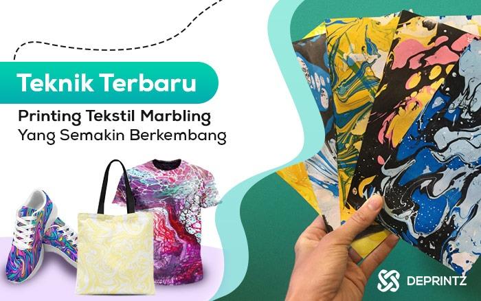 Teknologi Printing Tekstil asal Turki, Hasilnya Keren Abis!