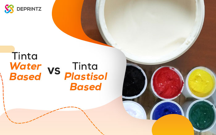 Tinta Sablon Water Based vs Tinta Sablon Plastisol Based!