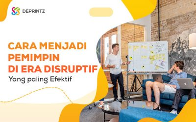Langkah Menjadi Pemimpin di era Disruptif sebagai Pelatih Inovatif