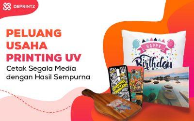 Peluang Usaha printing UV, Printing di Segala Media yang Booming!
