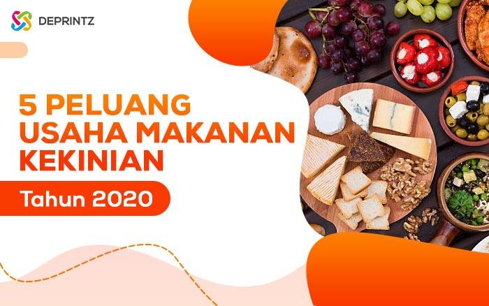 5 Peluang Usaha Makanan Rumahan 2020, Omsetnya Bisa Jutaan!