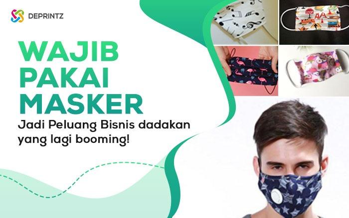 Patuhi Aturan Pakai Masker, Kalau tidak Mau sakit & Rugi Jutaan!