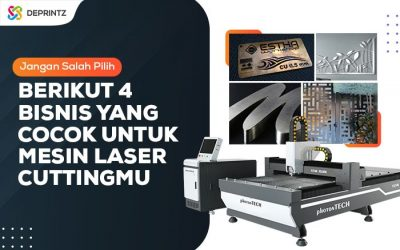 Serba-Serbi Bisnis Laser Cutting, Perhatikan Pangsa Pasar Ideal Berikut