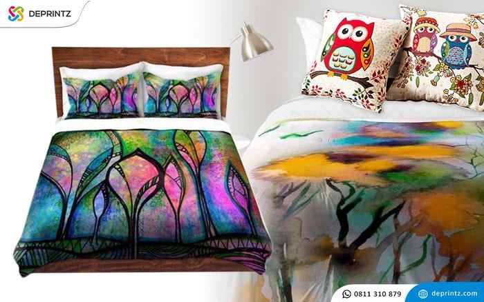 Bisnis set tempat tidur