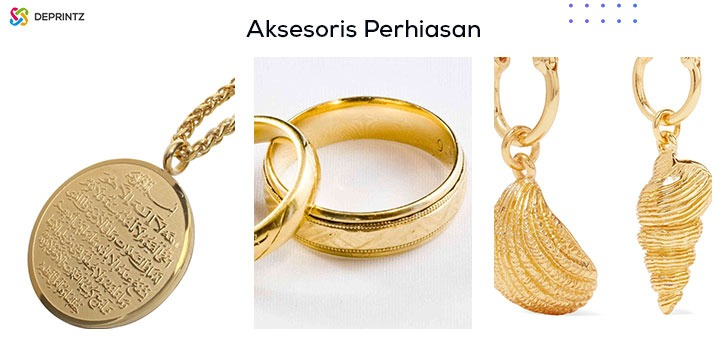 Hasil Mesin Laser Cutting Di Sektor Aksesoris Perhiasan