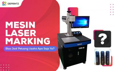 LAGI VIRAL! Ide Bisnis Unik Dengan Mesin Laser Marking