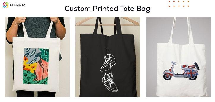 hasil printed tote bag