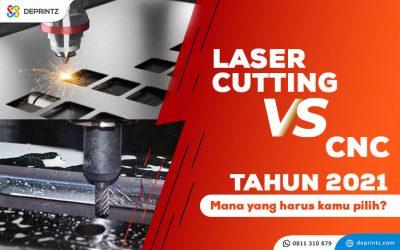 Perbedaan Mesin Laser Cutting dan CNC Dari Berbagai Aspek [Terlengkap]