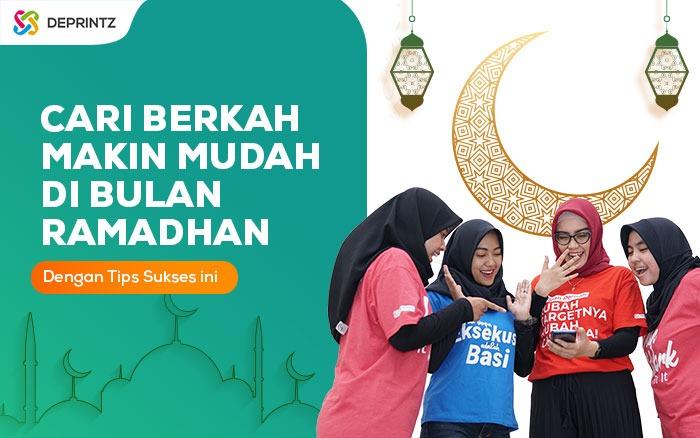 Tips Jitu Agar Sukses Berbisnis di Bulan Ramadan