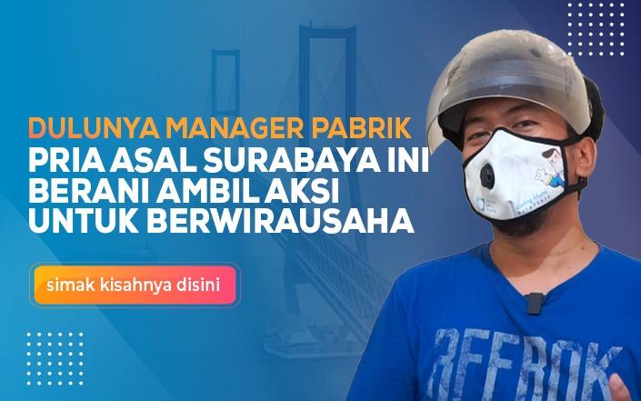 Kisah Inspiratif Pengusaha Sablon Kaos di Surabaya Ini Bikin Kamu Semangat Berwirausaha!
