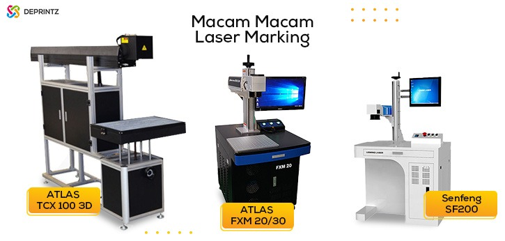 macam-macam mesin laser marking